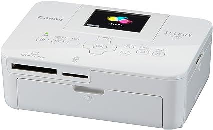 Amazon.com: Canon Selphy CP820 Compact Photo Printer, color ...