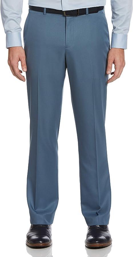 Perry Ellis Portfolio Pantalones De Rendimiento De Ajuste Moderno Pantalones Para Vestir Para Hombre Amazon Com Mx Ropa Zapatos Y Accesorios