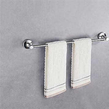 Sin punzones acero inoxidable 304 toallero baño de una barra ...