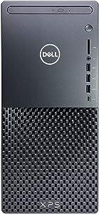 CUK Dell XPS 8940 Tower Desktop Computer - Intel Core i9-10900 8-Core CPU, 128GB DDR4 RAM, 2TB NVME SSD + 6TB Hard Drive, Intel UHD Graphics 630, DVD Burner, Windows 10 Home, Black