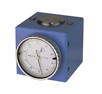 CNC Calidad Digital Z de ejes de dispositivo de ajuste con reloj comparador Diámetro 40 mm