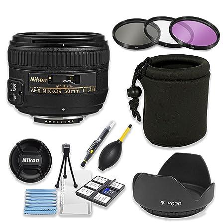 Review Nikon AF-S NIKKOR 50mm