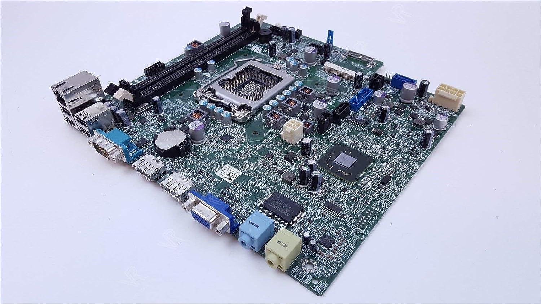 New OEM DELL Optiplex 7010 9010 9020 USFF Ultra Small Form Factor Motherboard Main Logic System Board Assembly Intel LGA 1155 Socket DDR3 Ram DXYK6 HJG5K (Certified Refurbished)