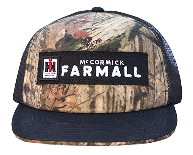 243e5bedfd799 Image Unavailable. Image not available for. Color  Trenz Shirt Company  Farmall Camo Foam Front Trucker Cap
