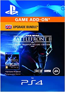 Star Wars Battlefront Season Pass [PS4 PSN Code - UK Account