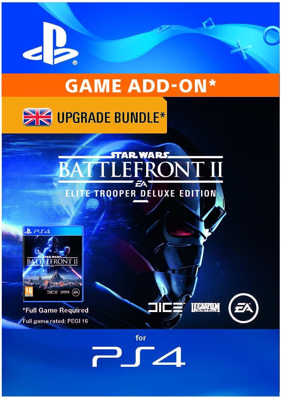 Star Wars Battlefront II - Deluxe Upgrade DLC | PS4 Download