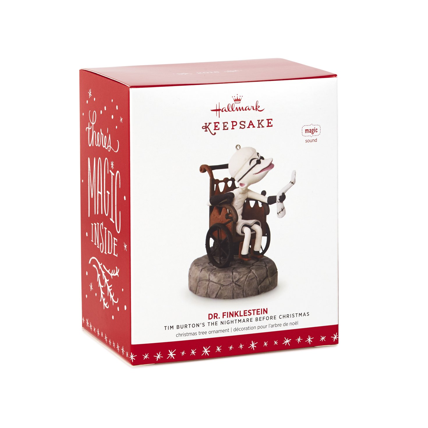 Amazon.com: Hallmark Keepsake Tim Burton\'s The Nightmare Before ...