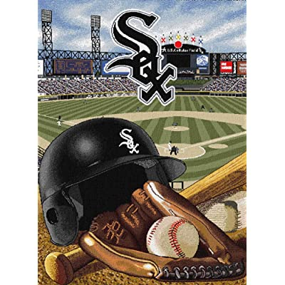 MAXFYOU Wood Puzzle 500 Piece - Jigsaw Puzzle for Adult and Kids - American Baseball Teams Wooden Puzzle.3ML-PT05-G6: Toys & Games