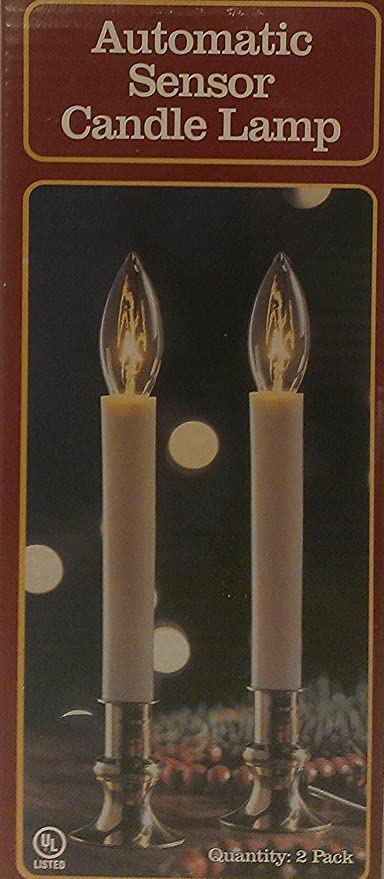 Automatic window candle lights lights window candles window candle.