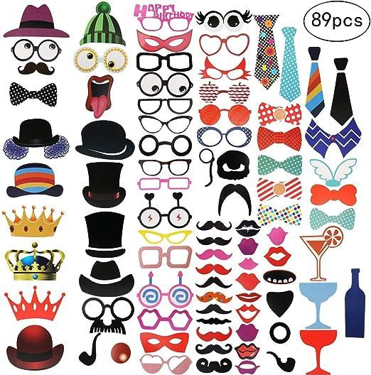 Amazon.com: 89 piezas de accesorios para biberón de fotos ...