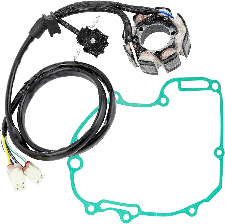 Stator Fits Honda CR CRF R 250 450 2004-2009 OEM Repl.# 31120-KRN-670//31120-MEN-730//31120-MEN-731//31120-MEN-A11