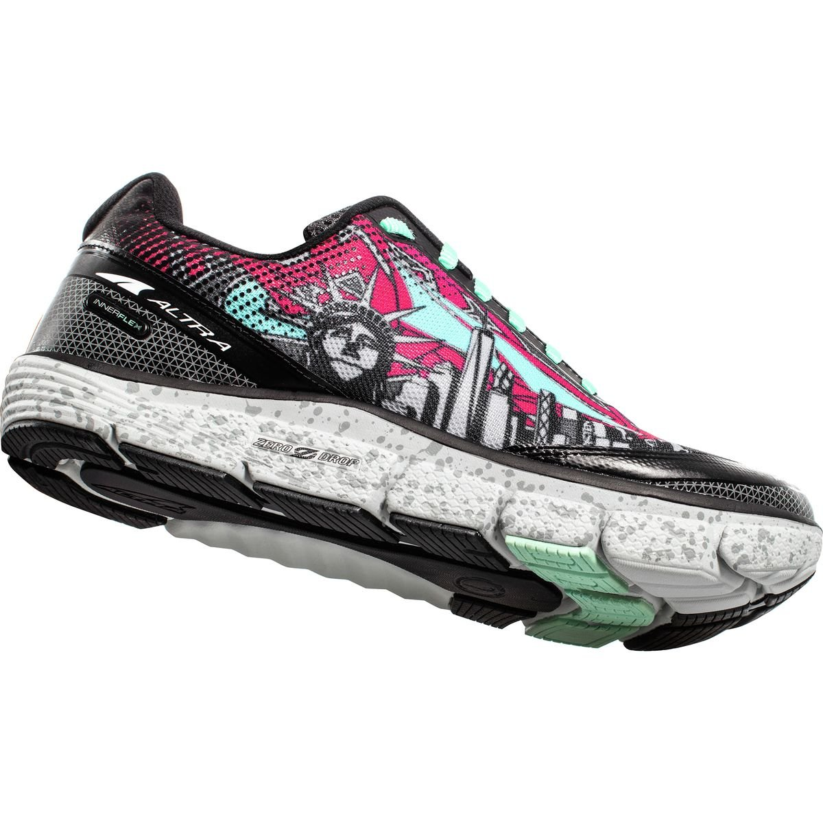 Altra Womens Torin NYC Running Shoes A2634-9-NYCM-6