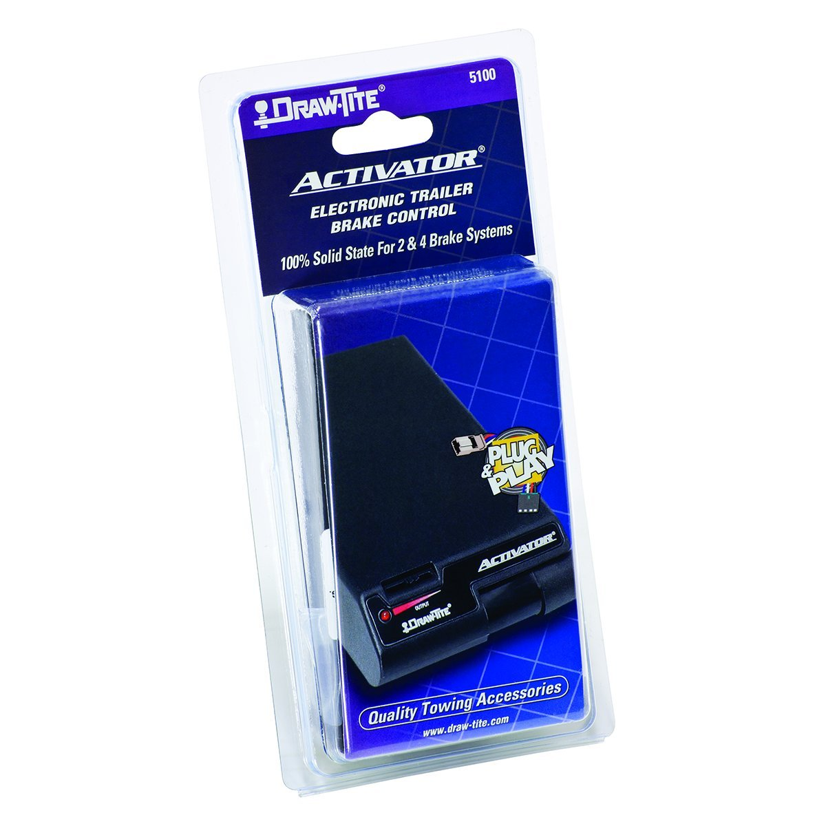 Draw-Tite 5100 Activator Electronic Brake Control by Draw-Tite