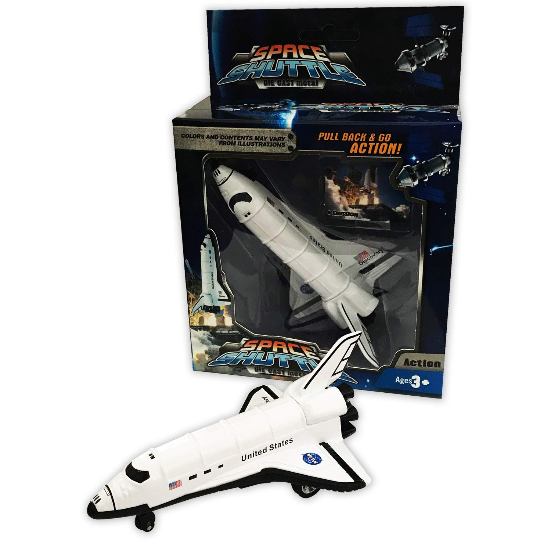 Nasa Space Shuttle Die Cast Model im Ma/ßstab 1:150 12cm 3 Jahren
