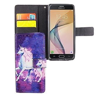 könig-shop Funda de móvil schutz-tasche Samsung Galaxy J5 PRINCIPAL SMARTPHONE Funda Plegable: Amazon.es: Electrónica