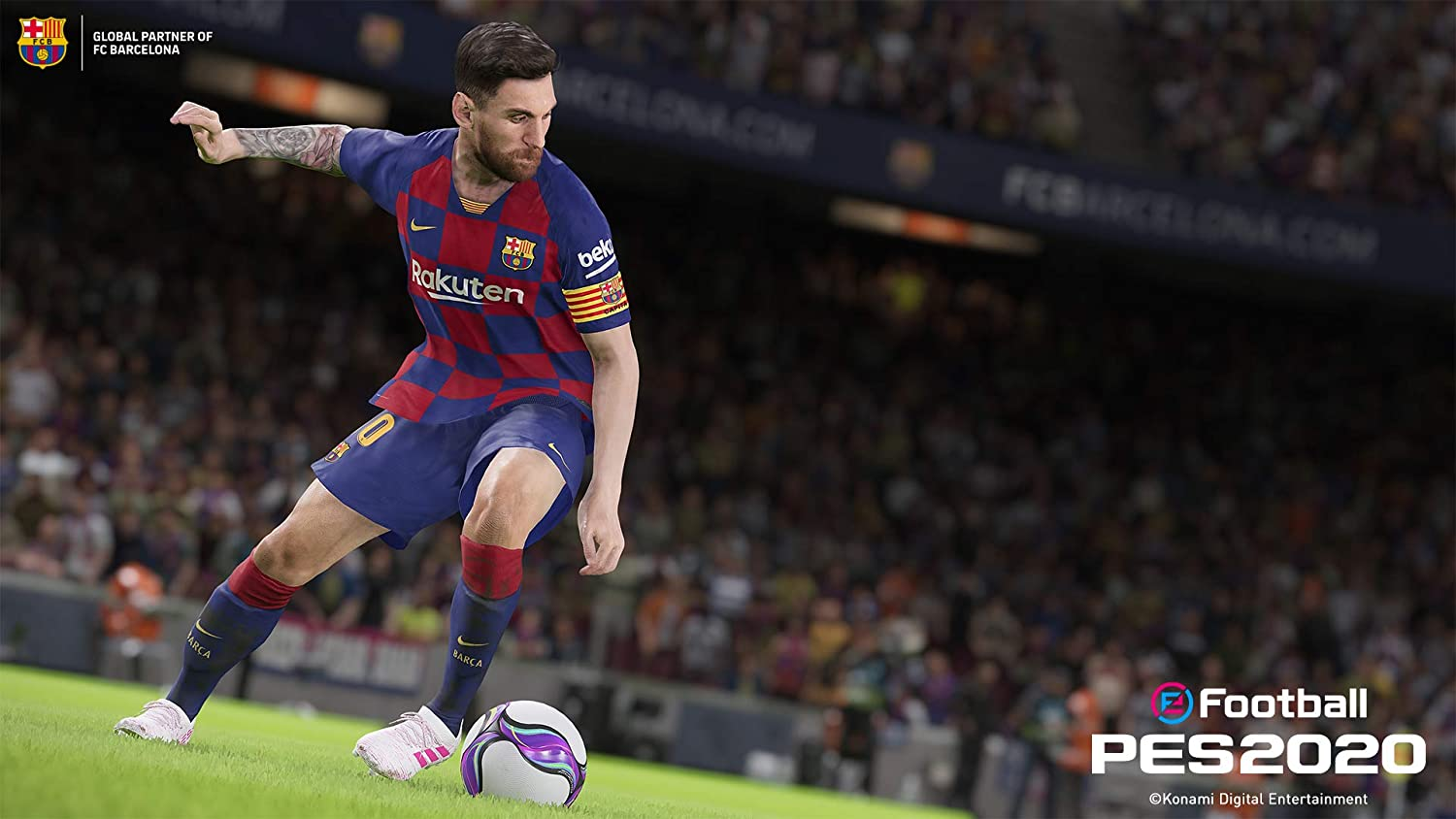 Pro Evolution Soccer 2020 [USA]: Amazon.es: Konami of America ...
