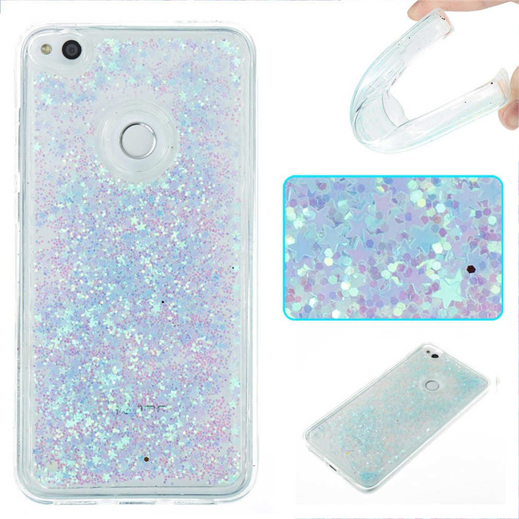 Amazon.com: Hard Case for Huawei P9 Lite 2017 Clear Case ...