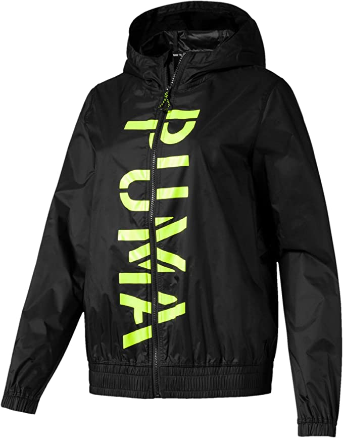 Puma Be Bold Graphic Woven Jacket Giacca Tuta Donna