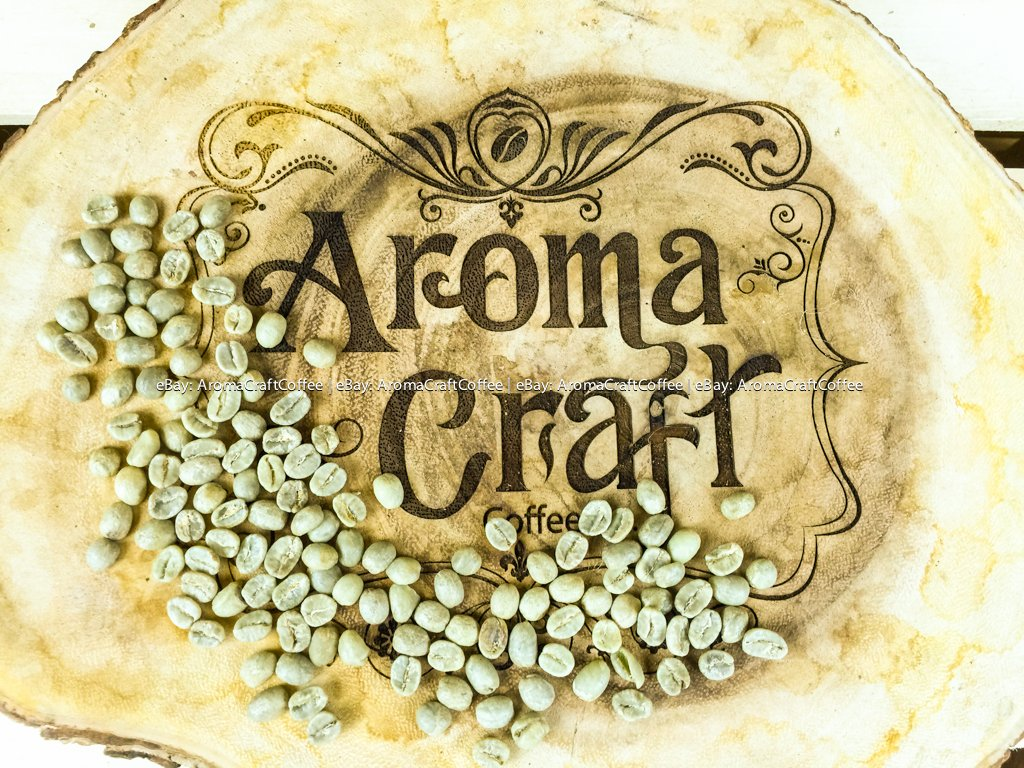 Kenya AA Washed Unroasted Green Coffee Beans (10 LB) by Aroma Craft Coffee (Image #3)