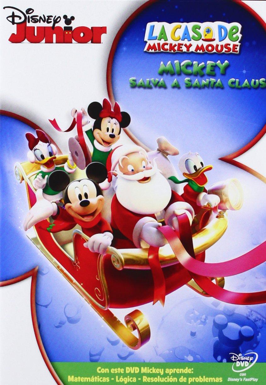 Amazon.com: Pack Disney Junior Navidad (Import Movie) (European Format - Zone 2) (2012) Personajes Animados; Rob Laduca: Movies & TV