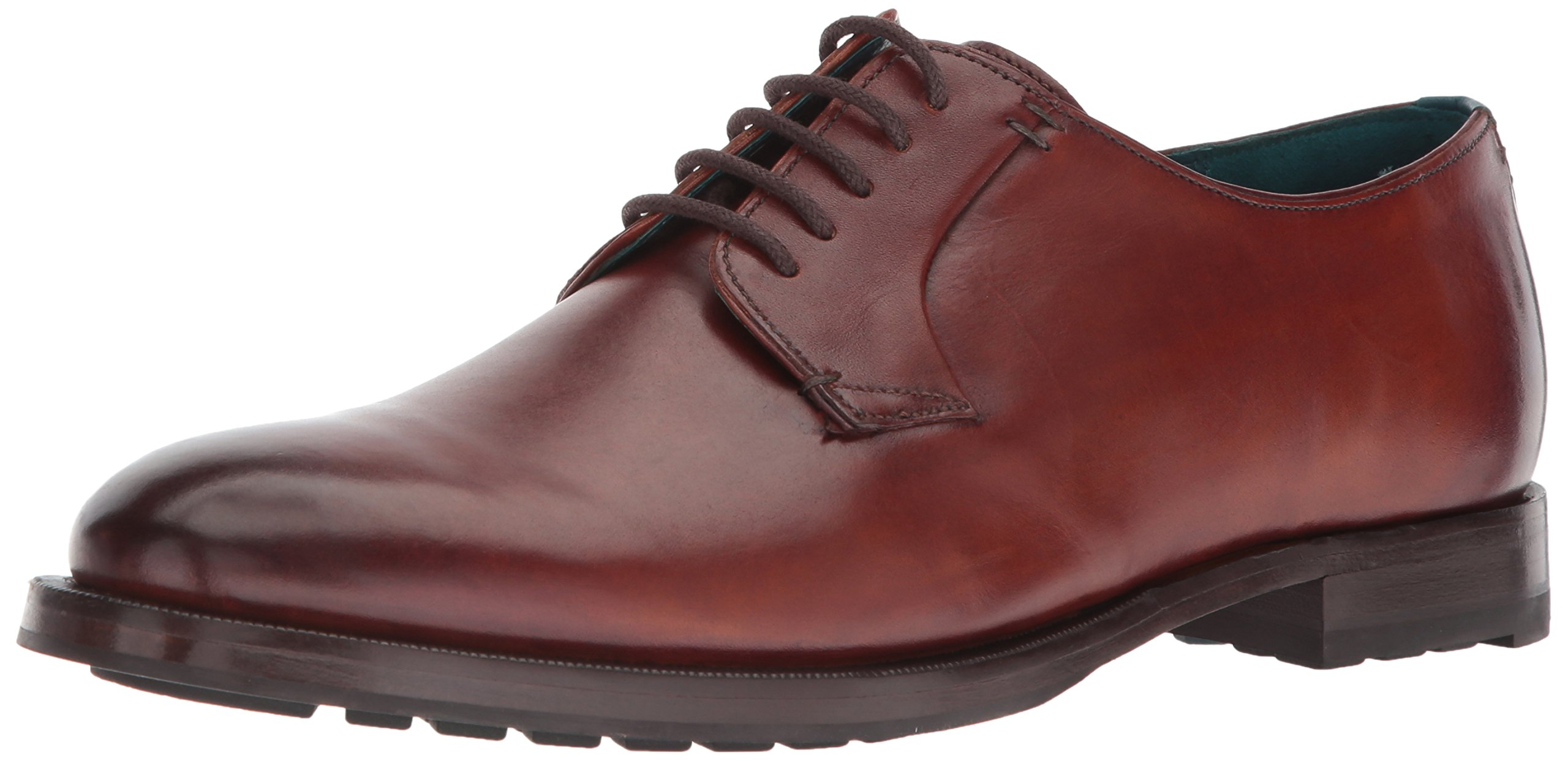 Ted Baker Men's Silice Oxford, Tan, 9.5 D(M) US