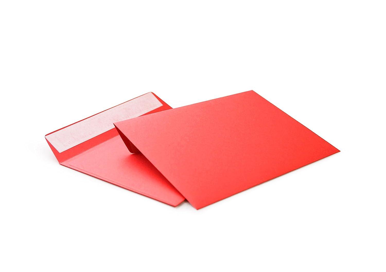 DIN C6 114x162mm 120g//m² haftklebend blau 509A 500 Briefumschläge Umschlag