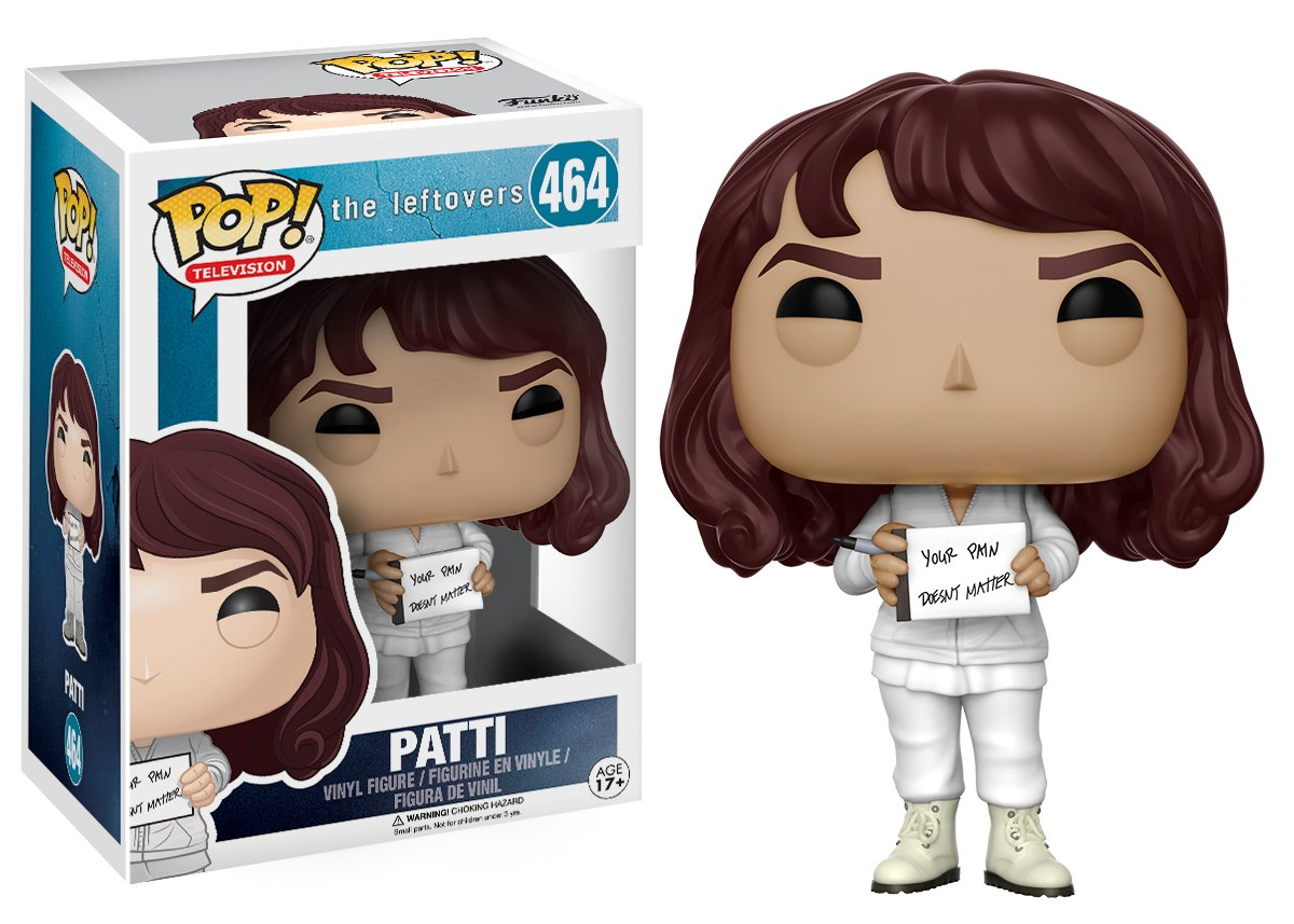 Funko POP Television Leftovers Patti Action Figure