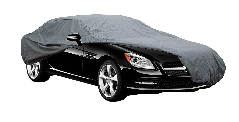 Funda exterior premium para Mazda MX-5, impermeable, doble capa sinté tica y de finas trazas de algodó n por el interior, transpirable para evitar la condensació n en el parabrisas. Sumex