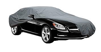 1d90a927928 Cover+ Funda Exterior Premium para BMW Z3 Coupe ET Roadster, Impermeable,  Doble Capa sintética