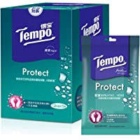 Tempo Protect Wet Wipes, 10 count (Pack of 30)