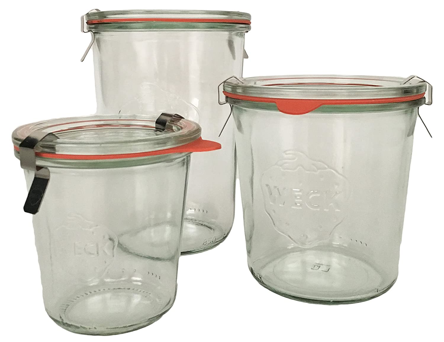WECK Jar Combo Pack