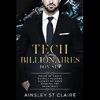 Tech Billionaires: 5-Book Box Set