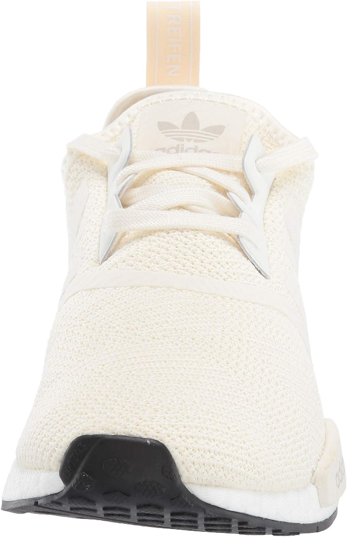 adidas Originals Damen NMD_r1 W Off White Off White Gold Met