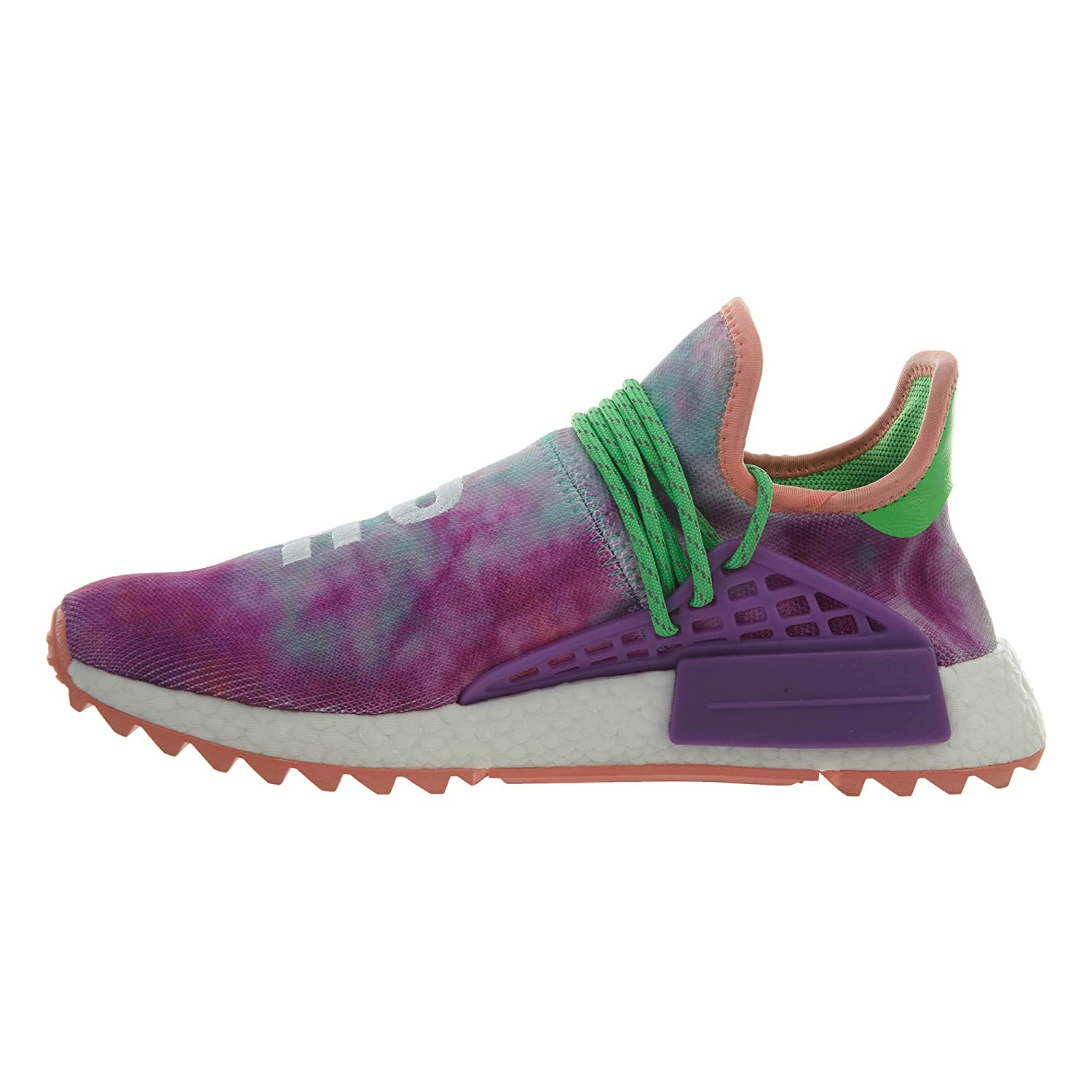 new styles 49568 4d808 adidas PW HU Holi NMD MC Pink Glow - AC7362 Amazon.ca Shoes  Handbags