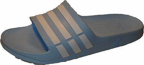 Proceso himno Nacional Comité  Adidas Duramo Slide Flip Flop Size UK 13 EUR 48 – 49: Amazon.de: Schuhe &  Handtaschen