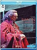 Verdi: Simon Boccanegra [Parma 2010] [Nucci, Scandiuzzi, Piazzola, Iveri, Meli] [C Major: 724104] [Blu-ray] [2013]