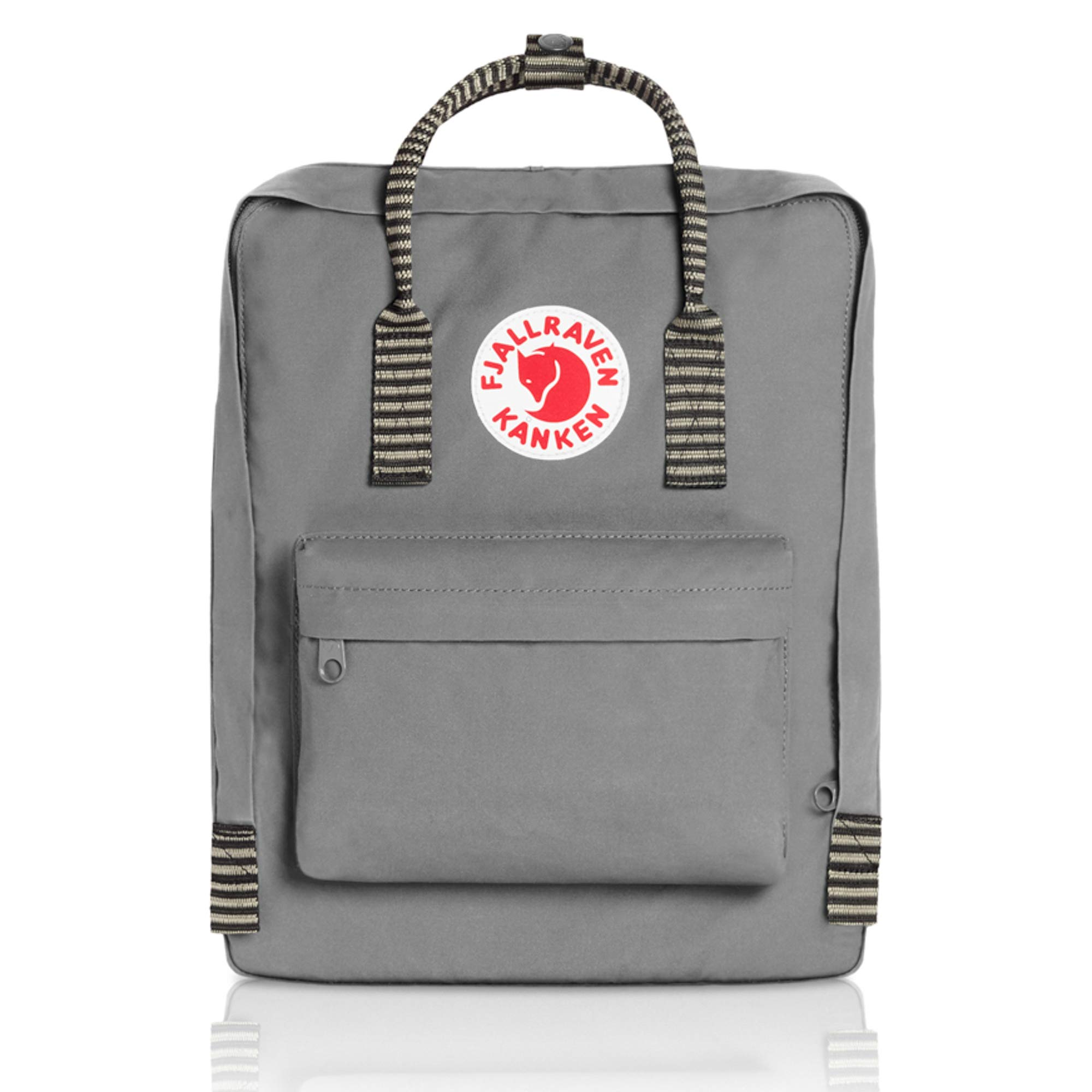Fjallraven - Kanken Classic Backpack for Everyday, Fog-Striped