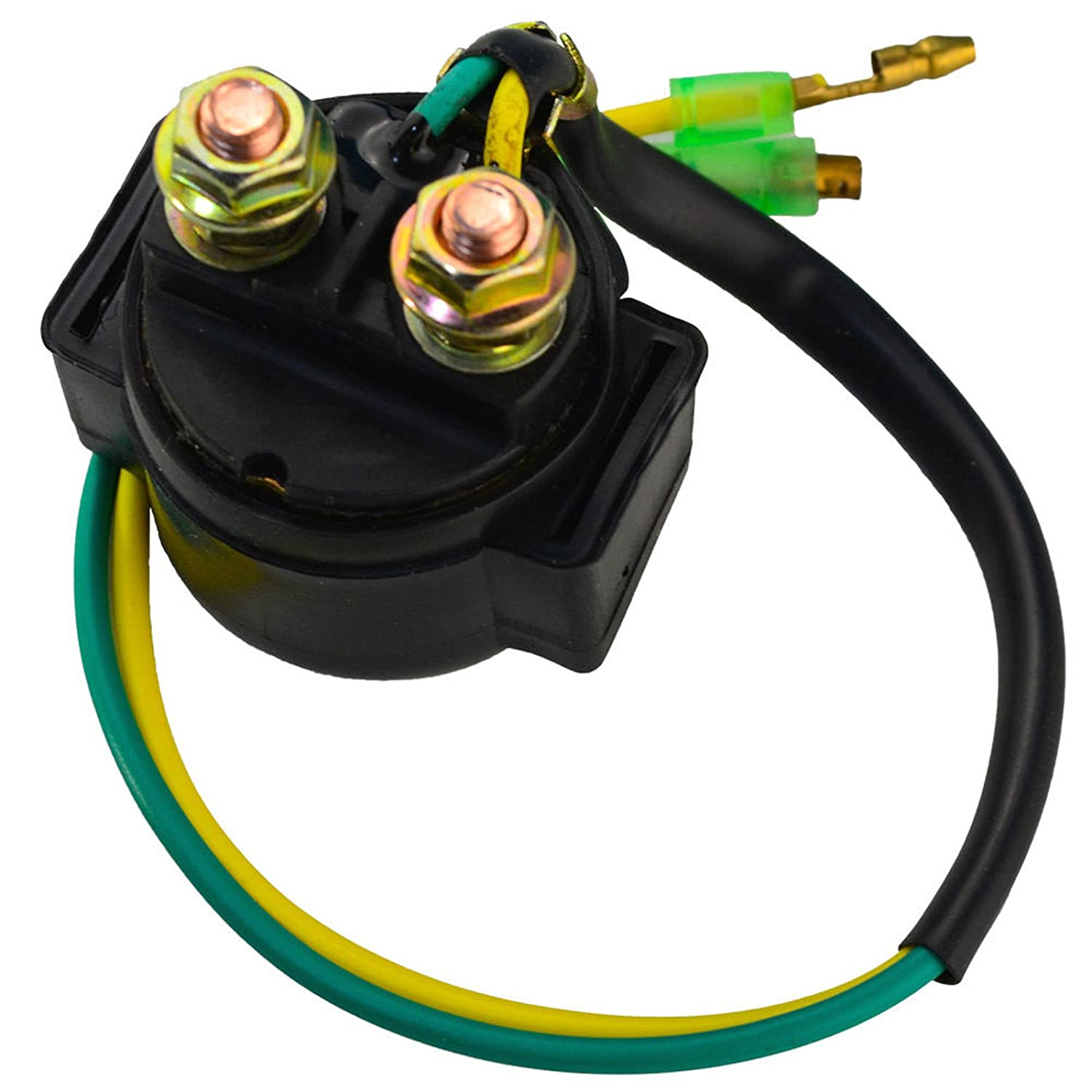 Amazon.com: Replacement Starter Relay Solenoid Honda TRX250EX TRX250 TRX  250: Automotive