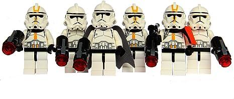 EP3 Clones LEGO Star Wars 6 Clone Army