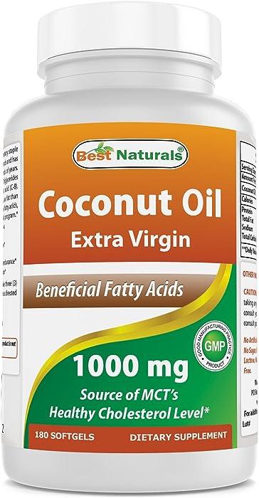 Top 6 Apple Cider Vinegar Capsules Coconut Oil