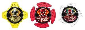 Power Rangers Ninja Steel Ninja Power Star Yellow Ranger Pack