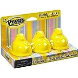 Little Kids Peeps Bubble Chicks Yellow - Pack of 3