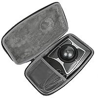 Étui de Voyage Rigide Housse Cas pour Kensington - 64325 - Expert Mouse Trackball / K72359WW sans Fil par co2CREA