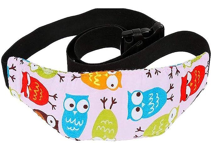 2 opinioni per Lucklystar® Pezzi Cinturino Supporto per Bambini Neonati, Seggiolino Auto per