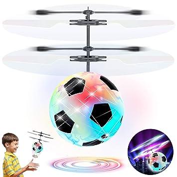 AMENON Bola Voladora RC,RC Flying Soccer Juguetes Drone ...