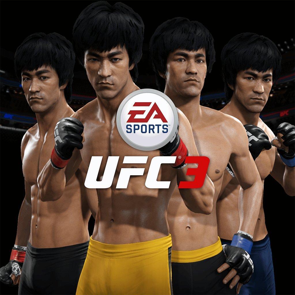 Amazon com: EA Sports UFC 3 - Bruce Lee Bundle - PS4