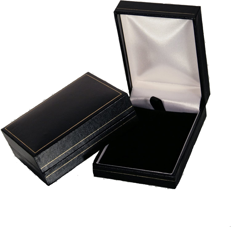 Schlichte Krawattenklammer 925er/Sterlingsilber Krawattenklammer f/ür Herren. Herren