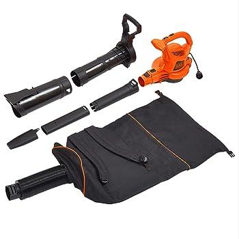 BLACK+DECKER Power Boost Lawn Vacuum