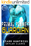 Primal Planet Guardian: A Science Fiction Alien Romance (Ice Dragon Shifters of Veloria Book 1)
