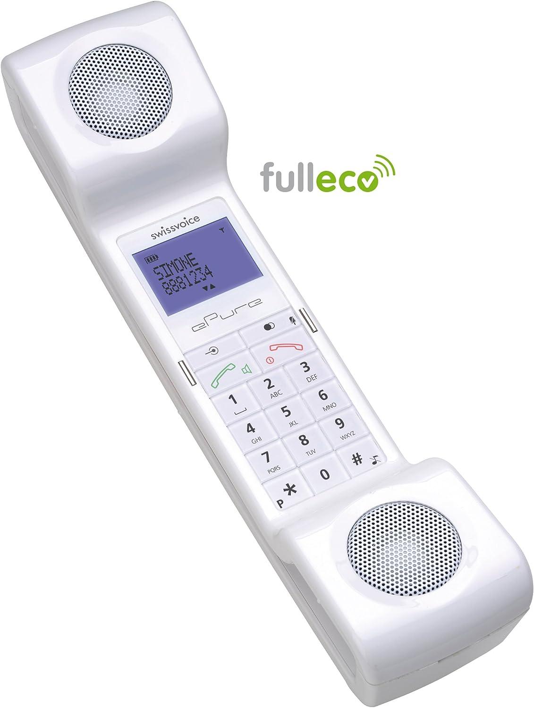 Swissvoice Epure Schnurloses Analog Telefon Mit Elektronik